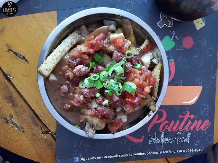 Por el amor a las papas fritas… Le Poutine … #FoodReview - Libritas de Más by SuperDritz