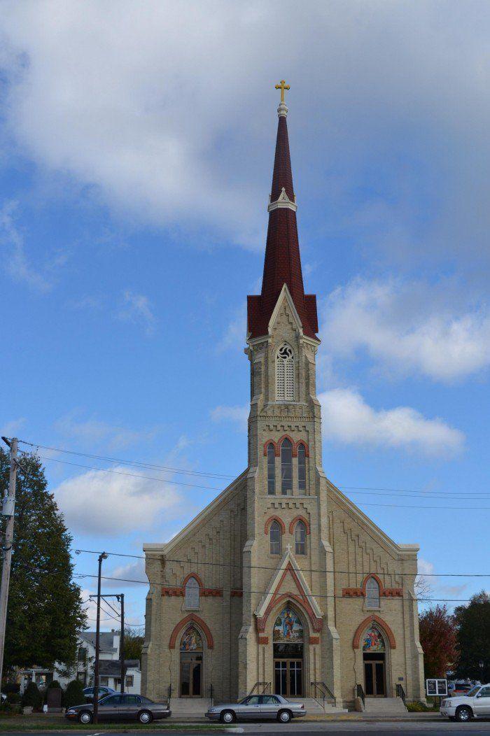 2. Saint Joseph Catholic Church (Harvard)  ILLINOIS