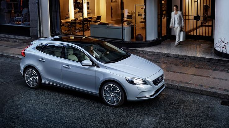 Volvo V40 | Volvo Car UK Ltd