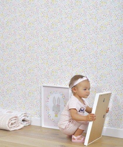 1000 id es sur le th me papiers peints fleuris sur pinterest papiers peints vintage papier - Papier peint enfant vintage ...