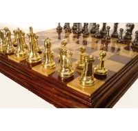Browse Excellent metal chess sets, chessmen and other metal chess sets from the finest craftsmen creating each piece with expertise. #ChessBoardwithMetalChessMen