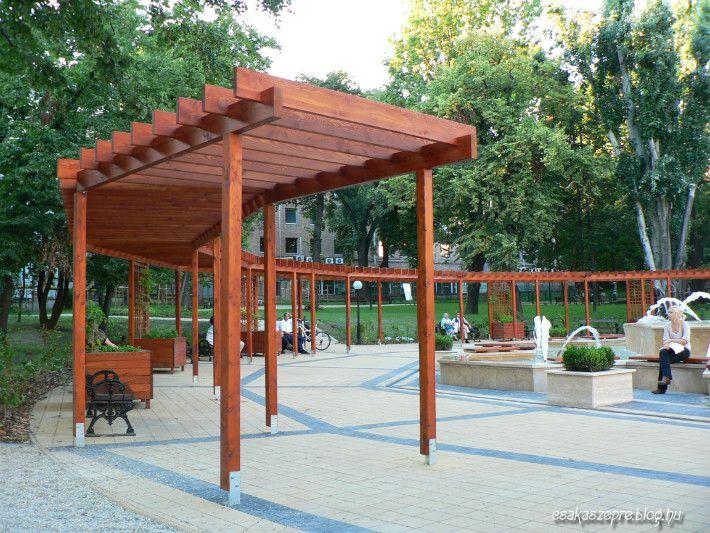 pergola Mansfeld park