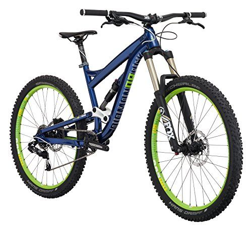 Diamondback Bicycles 2016 Mission 1 Complete All Mountain Full Suspension Bike