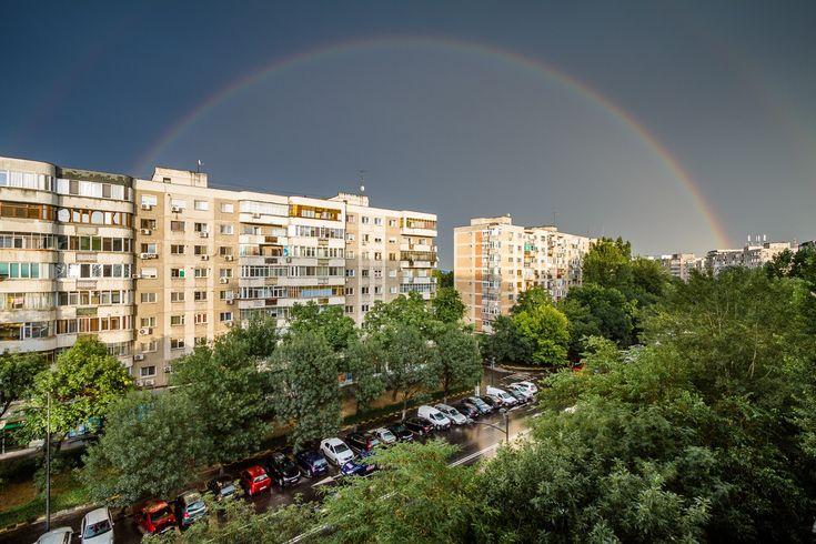 Curcubeu - Calea Văcărești © Mihai Petre