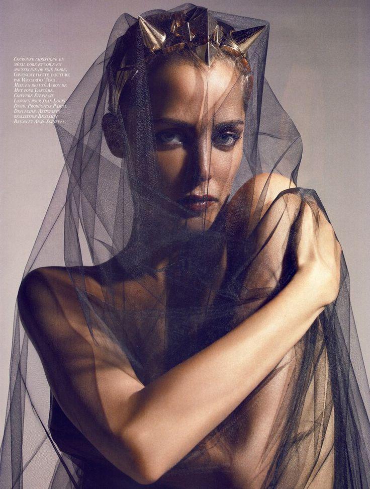 Mario Sorrenti - Photographer  Carine Roitfeld - Fashion Editor/Stylist  Stephane Lancien - Hair Stylist  Aaron de Mey - Makeup Artist  Leonor Scherrer - Other