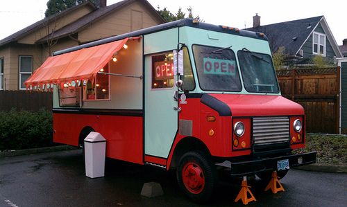 171 Best Food Truck Stall Cart Images On Pinterest