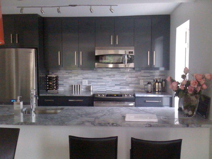 All about Grey Kitchen Cabinets | Kitchen Design Ideas