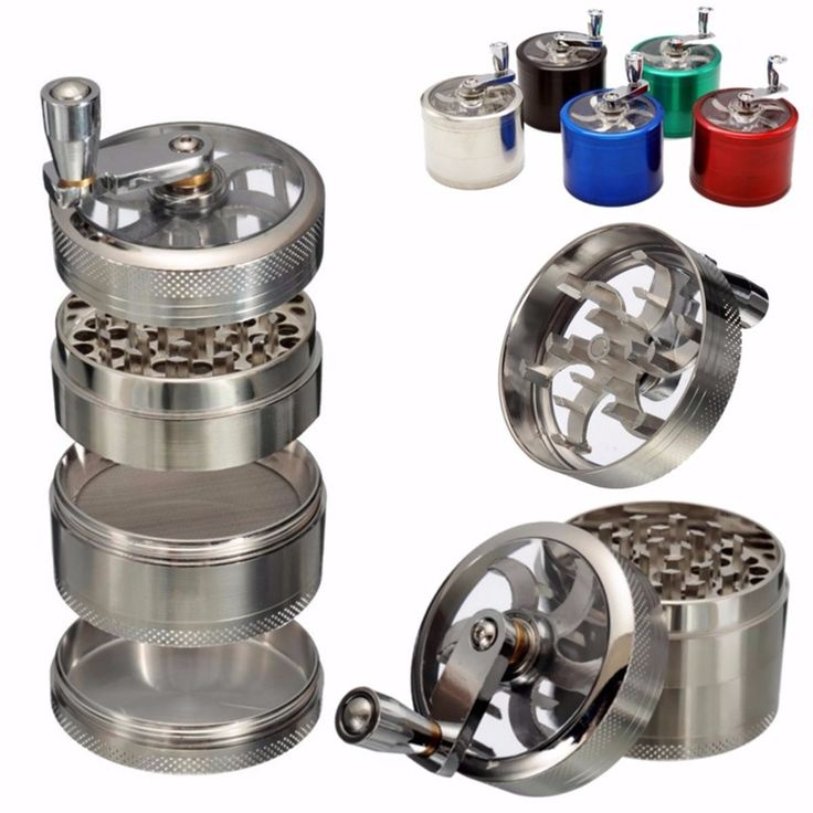 4 Layers Herb Tobacco Spice Weeds Grass Aluminium Grinder Smoke Crusher Hand Crank Muller Mill Pollinator Smoking Accessories #>=#>=#>=#>=#> Click on the pin to check out discount price, color, size, shipping, etc. Save and like it!