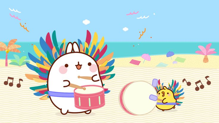 467 Best Images About Molang On Pinterest Kawaii Shop