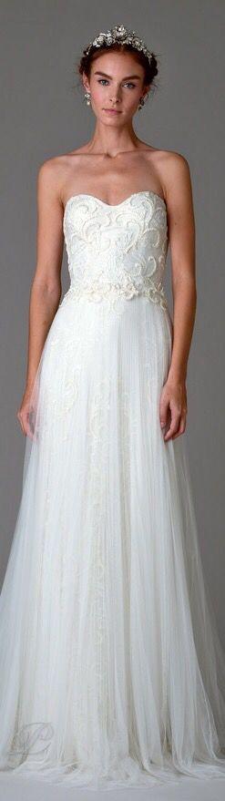 801 besten BRIDAL BLISS-GOWNS AND DRESSES Bilder auf Pinterest ...