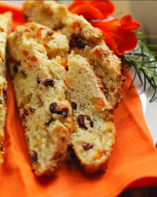 Lulu's Irish Soda Bread. I love that this has apricots and ...