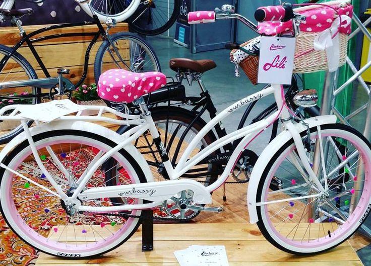En nuestra oferta tenemos también algo para los más pequeños - BICICLETA RETRO PARA NIÑA  http://favoritebike.com/bicicleta/bicicletas-para-ninos/ disponible en nuestra tienda