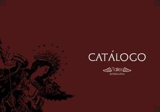 Catálogo de productos taller alternativa