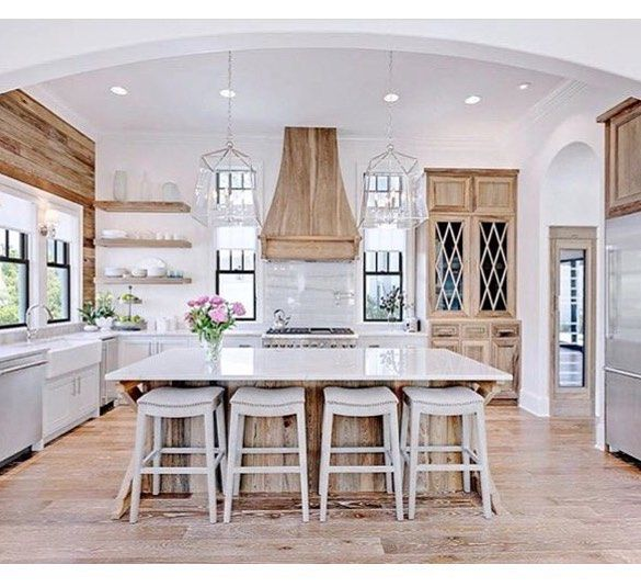 What Time Is It It S Almost Bachelor Time Woohoo It S The End Of The Day Rustic Farmhouse Kitchen Modern Farmhouse Kitchens Farmhouse Kitchen Design