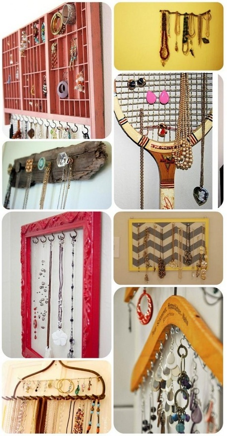 Unique Jewelry Displays 34 best images about T...