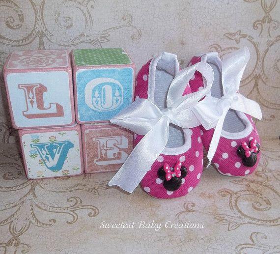 Traje de Minnie Mouse primer cumpleaños  por SweetestBabyCreation