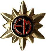 |Distintivo Estado Mayor de la Armada Nacional de Colombia|.