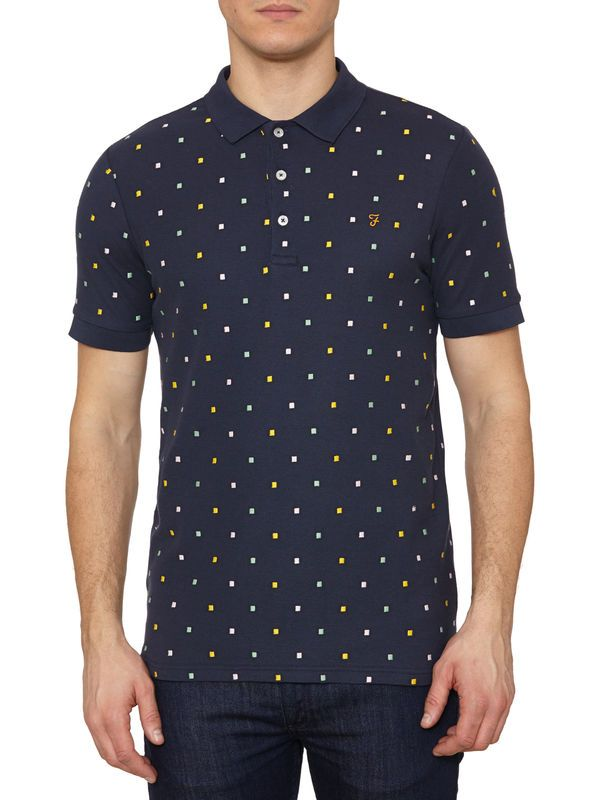 THE MARLON SHORT SLEEVE POLO SHIRT