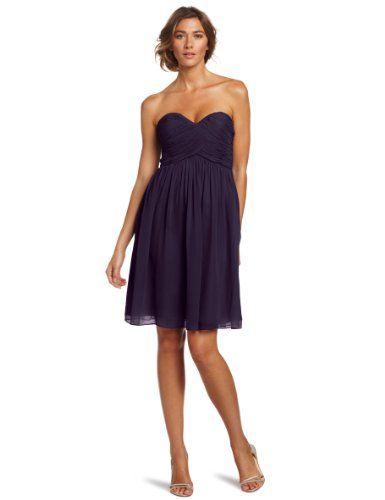 Donna Morgan Women's Strapless Sweetheart Chiffon Dress, Amethyst, 0 Donna Morgan http://www.amazon.com/dp/B0087CP2CY/ref=cm_sw_r_pi_dp_F3lwwb079WWSE