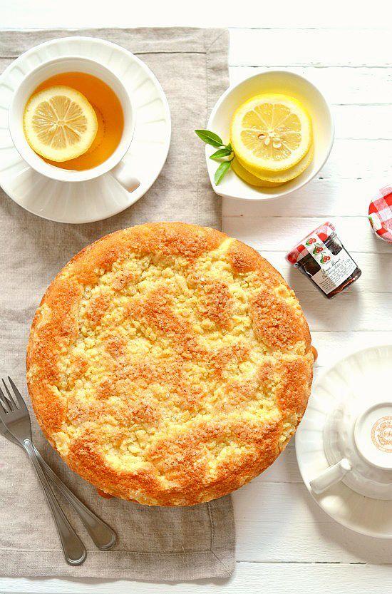 Лимонный пирог...