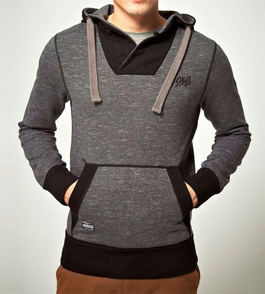 мужские толстовки кофта вязаная мужская 2016 фото