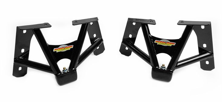 1967, 1968, 1969, 1970, 1971, 1972, 1973 Mustang Tubular Inner Shock Tower Supports Global West Suspension