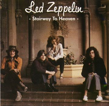 "Led Zeppelin, ""Stairway to Heaven "" once called the best rock song ever written.  We sat around for hours trying to analyze the lyrics."