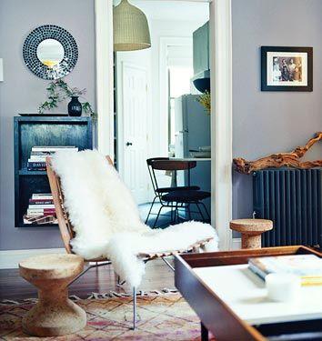 Julianne Moore's home, shot by Tekesia Williams, via Flickr