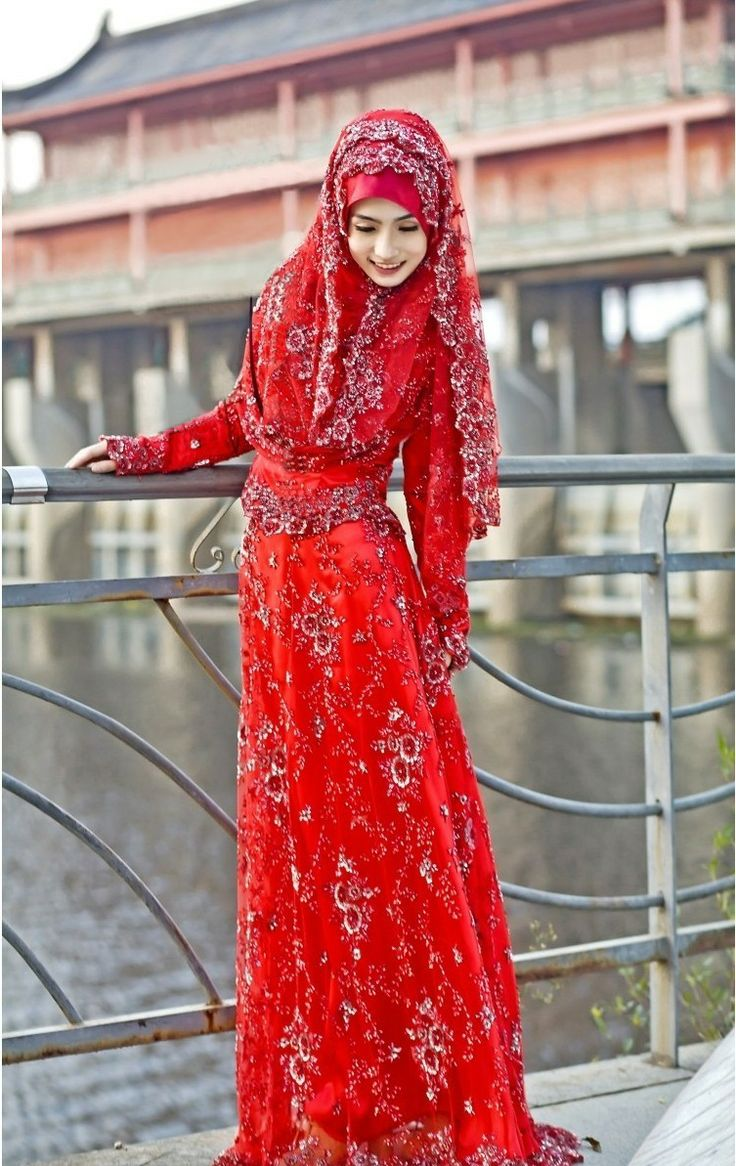 Ghaaliya - Bridal Dress Wedding Gown Marriage Matrimony Wedlock Muslim Islam from Silver Lace Boutique on Storenvy #PerfectMuslimWedding