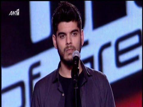 The Voice Of Greece 2 - Θανασης Παπανικολαου [Μικρη Πατριδα]..5/4/2015 - YouTube