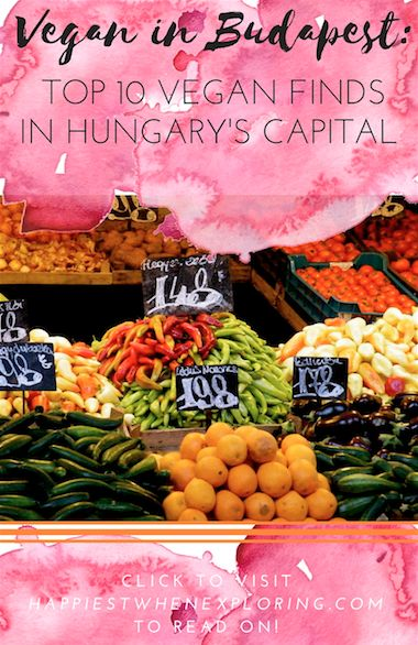 Vegan in Budapest: Top 10 Vegan Finds in Hungary's Capital [photo by barockschloss via CC] // post on happiestwhenexploring .com