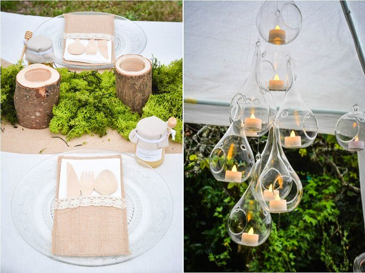 451 best images about decoration table on pinterest wedding centerpieces a - Decoration table mariage nature ...