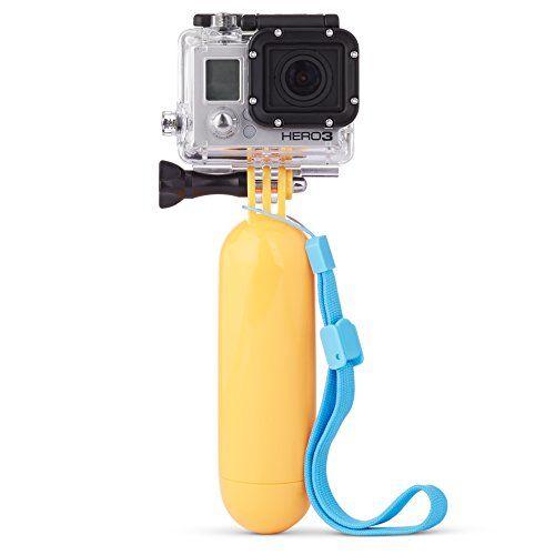 AmazonBasics - Empuñadura flotante para GoPro