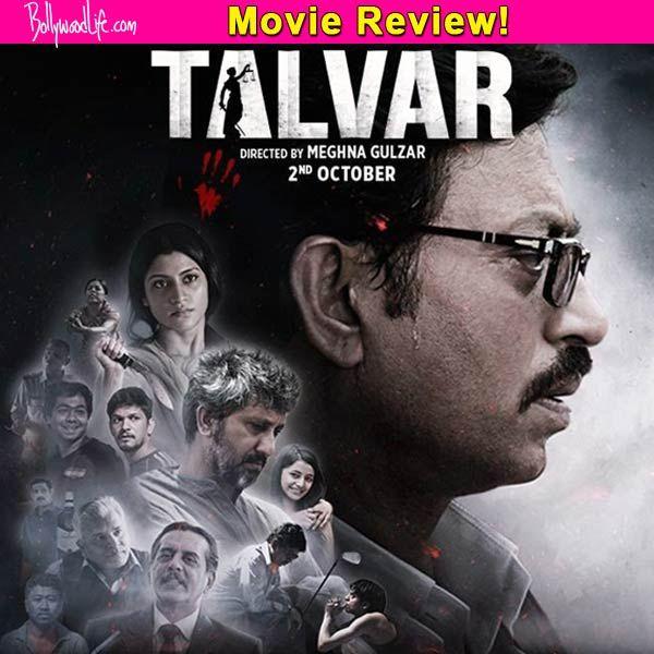 Talvar movie review: This Irrfan Khan and Konkana Sen Sharma thriller is dreadfullyENGAGING!