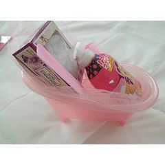 Barbie Bathtime Gift Set for R120.00