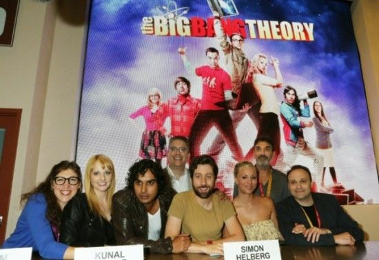 Comic-Con 2012: The Big Bang Theory Interviews & Photos ...