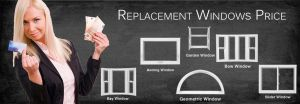Cost of Installing Windows, Replacement Windows Cost, Replacement Windows Price