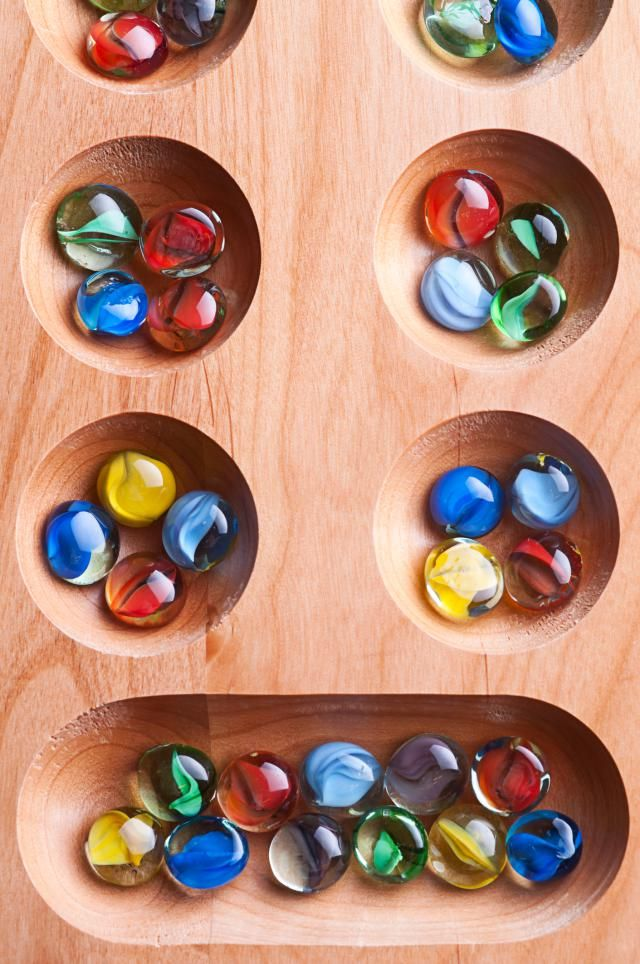 Learn the complete rules of the standard two-rank Mancala variant, which is also known as Kalah. This is an ancient board game.