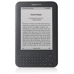 Read books, magazines, and docs on my Kindle