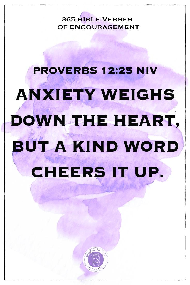 PRINTABLE 365 Bible Verses of Encouragement in original