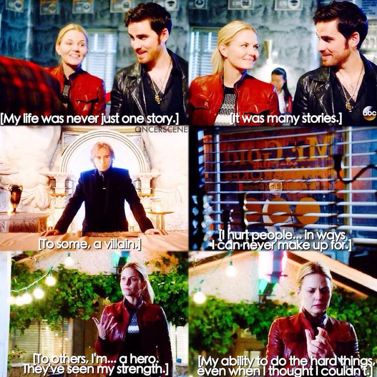 """Once Upon a Time - 6 * 1 """"The Savior"""" #CaptainSwan #RumBelle"""