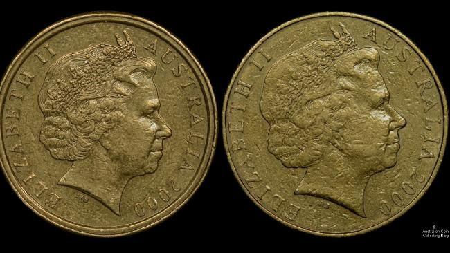 """""""Check the date,"""" the ACCB writes. """"It needs to be a year 2000-dated $1 coin. Then you need to look closely at the circular rim of the coin — is it thicker than usual on the Queen side, appearing doubled?"""