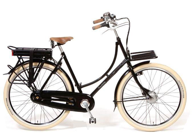 Vélo électrique hollandais Amsterdamer - 1881 Exclusive.