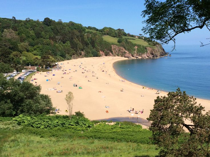 Blackpool Sands aholidayindevon.co.uk #Blackpoolsands #Southdevon