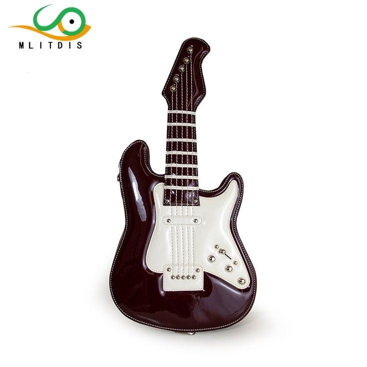 (52.25$)  Watch now  - MLITDI Luxury Handbags Women Bags Designer Leather Music Bag Women Guitar Handbag Music Bolsa De Rock Bags Handbag Female Guitar