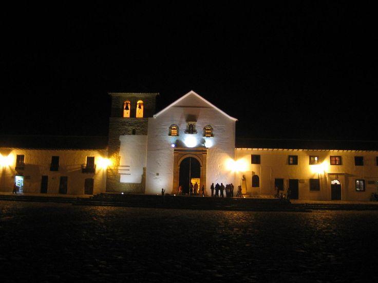 Iglesia Nuestra Señora del Rosario (Villa de Leyva - Boyacá - Colombia)