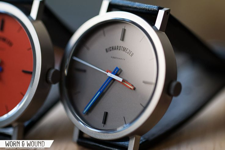 Hands-on with The Daily by Richardt Mejer - worn&wound
