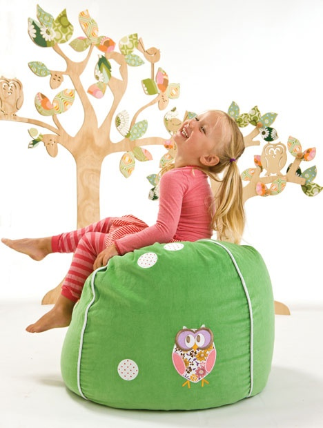Funky Bean Bags For Kids