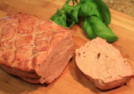 Leberkäse., Fleischkäse, German Meat Loaf