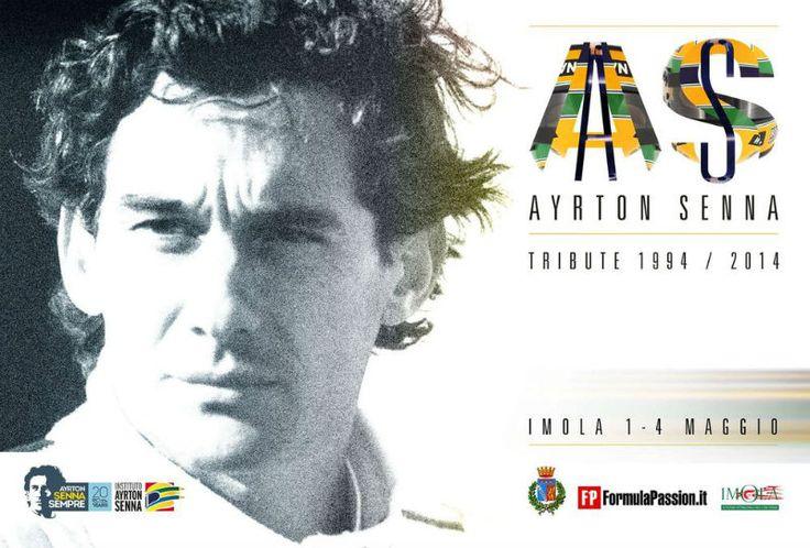Ayrton Senna Tribute 1994-2014 Imola
